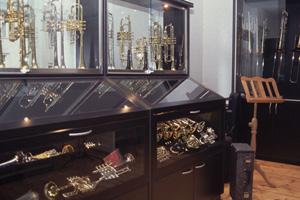 Fachhandel für Blechblasinstrumente